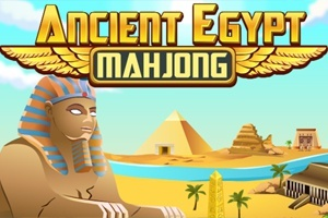 Ancient Egypt Mahjong bild