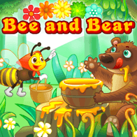 Spiel Bee and Bear