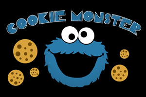 Cookie Monster bild