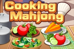 Cooking Mahjong bild