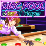 Disc Pool 1 Player by Claudio Souza Mattos