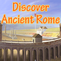 Discover Ancient Rome by Claudio Souza Mattos