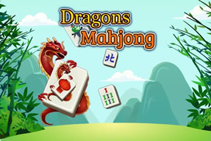 Dragons Mahjong bild