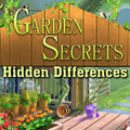Garden Secrets – Find the Differences