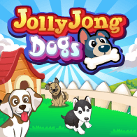 Jolly Jong Dogs by Claudio Souza Mattos
