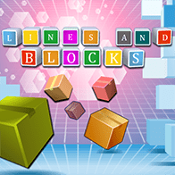 Spiel Lines and Blocks