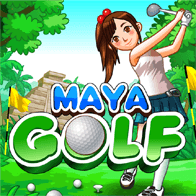 Maya Golf by Claudio Souza Mattos
