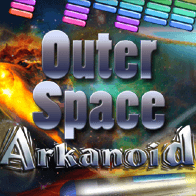 Spiel Outer Space Arkanoid