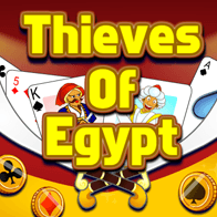 Thieves of Egypt Card