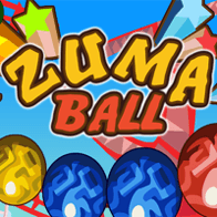 Zuma Ball by Claudio Souza Mattos