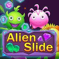 Denkspiele Spiel Alien Slide spielen kostenlos