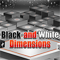 Black and White Dimensions