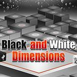 Fekete fehér mahjong