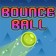 Geschicklichkeit Spiele Spiel Bounce Ball spielen kostenlos