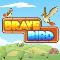 Geschicklichkeit Spiele Spiel Brave Bird spielen kostenlos