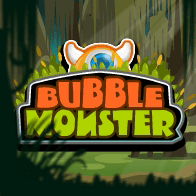 Spiel Bubble Monster
