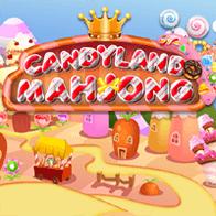 Candyland Mahjong spielen online