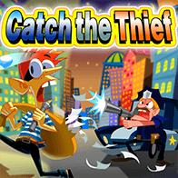 Geschicklichkeit Spiele Spiel Catch the Thief spielen kostenlos