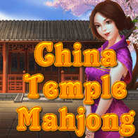 Spiel China Temple Mahjong