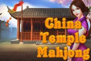 Çin Tapınağı Mahjong