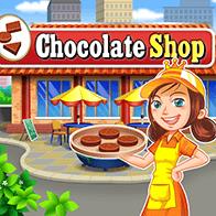 Geschicklichkeit Spiele Spiel Chocolate Shop spielen kostenlos