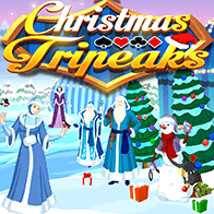 Spiel Christmas Tripeaks