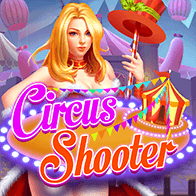 Kinderspiele Spiel Circus Shooter spielen kostenlos