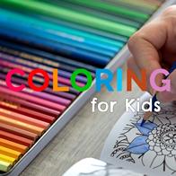 Geschicklichkeit Spiele Spiel Coloring for Kids spielen kostenlos