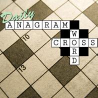 Daily Anagram Crossword