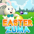 Easter Zuma Board Game