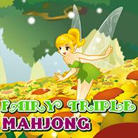 Mahjong Spiele Spiel Fairy Triple Mahjong spielen kostenlos