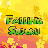 Spiel Falling Sudoku