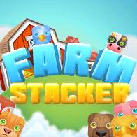 Match 3  Spiele Spiel Farm Stacker spielen kostenlos