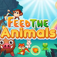 Spiel Feed the Animals