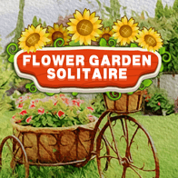 Flower Garden Solitaire game image