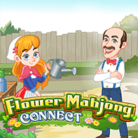 Spiel Flower Mahjong Connect