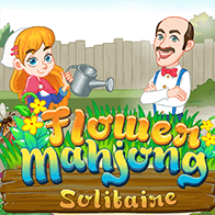 Flower Mahjong Solitaire game image
