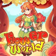 Match 3  Spiele Spiel Flower World spielen kostenlos