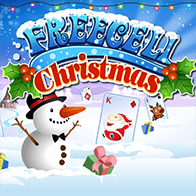 Spiel Freecell Christmas