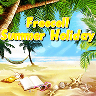 Spiel Freecell Summer Holiday