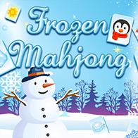 Mahjong Spiele Spiel Frozen Mahjong spielen kostenlos