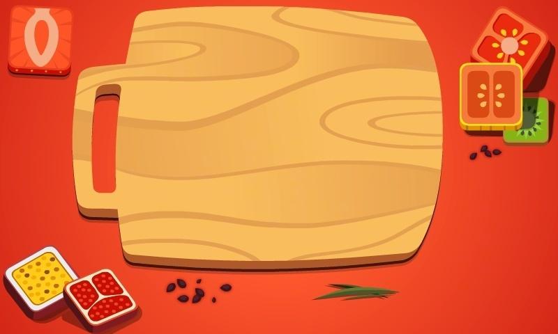 Игры для девочек фруктовый коктейль