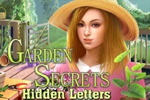 Garden Secrets Hidden Letters