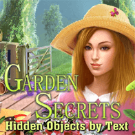 Spiel Garden Secrets Hidden Objects by Text spielen kostenlos