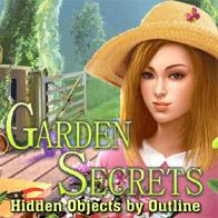 Spiel Garden Secrets Hidden Objects by Outline spielen kostenlos