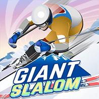 Geschicklichkeit Spiele Spiel Giant Slalom spielen kostenlos