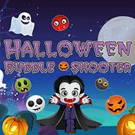 Spiel Halloween Bubble Shooter spielen kostenlos