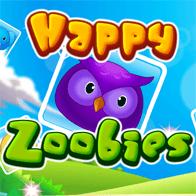 Spiel Happy Zoobies spielen kostenlos