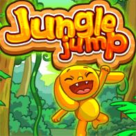 Spiel Jungle Jump spielen kostenlos