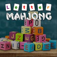 Spiel Letter Mahjong